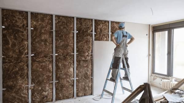 Jak zrobić izolację cieplną ścian