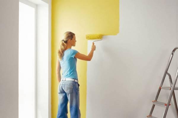 Jak przygotować ściany pod malowanie