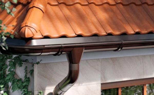 Jak zamontować rynny na dachu i ścianie