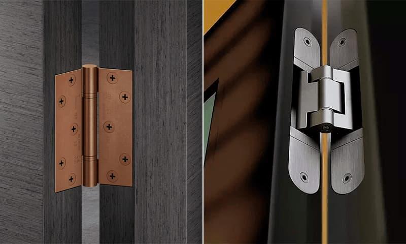 Jak zainstalować zawiasy drzwiowe?